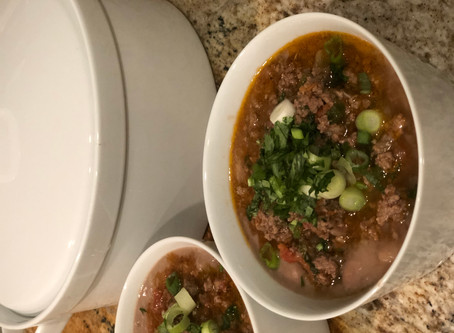 A Nutrient-dense and Delicious Chili – (A Soul Recipe)