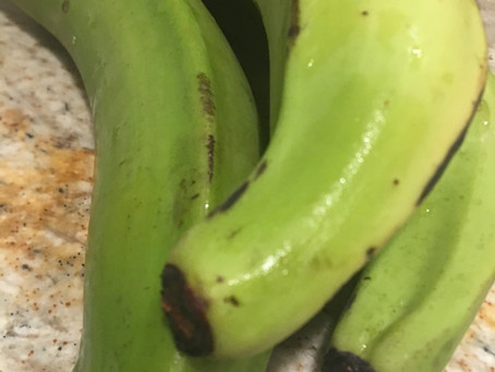 Green Banana Biomass - Powerful Prebiotic to Be Using in Smoothies and Many Recipes