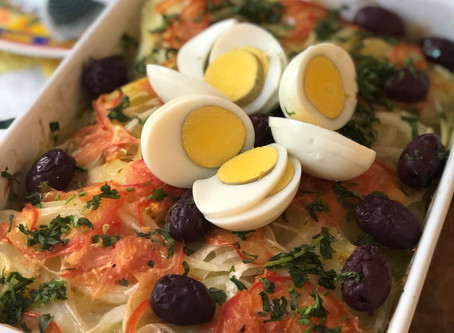 Delicious Codfish or Portuguese Bacalao A Nutrient-Dense Meal