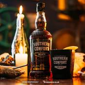Southern Comfort rebrand on socia media