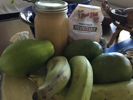 Fibras Resistente ou Prebioticos - Como Evitamos Problemas Crónicos de Saúde, Alimentando Nossa Flor