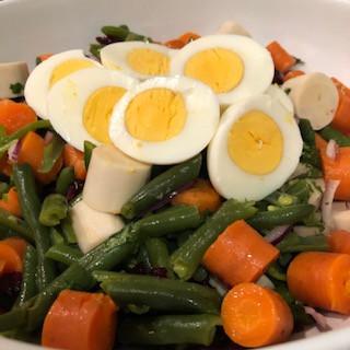 Deliciosa Salada de Vegetais