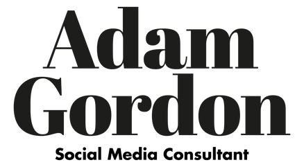 Adam Gordon - Social Media Consultant