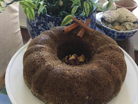 Green Plantain and Walnut Flour Bread - Paleo
