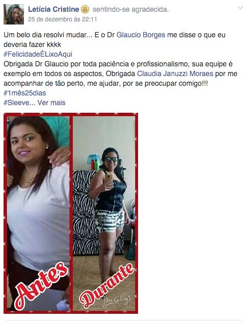 Letícia Cristine