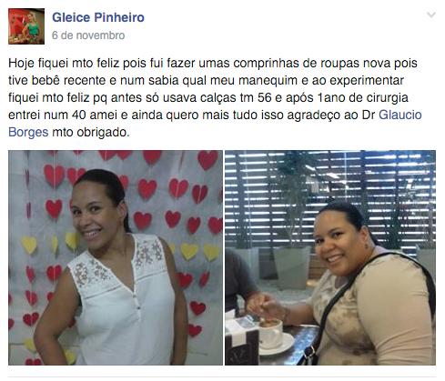 Gleice Pinheiro