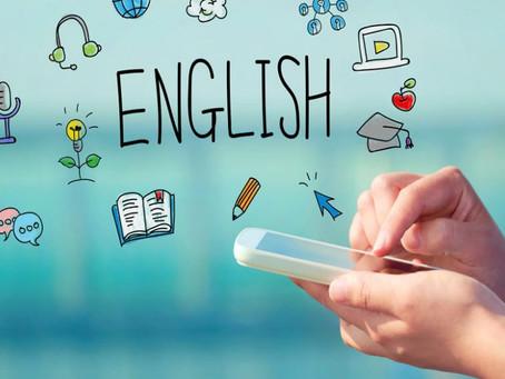 Você é formado em Inglês?