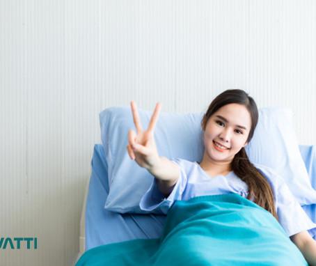 5 motivos para usar uma cama hospitalar