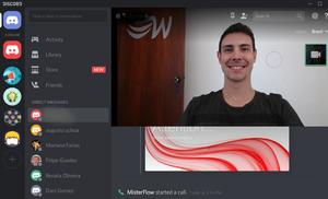 Aula de Inglês online particular e personalizada na Flow Idiomas | Video Call online com Mister Flow