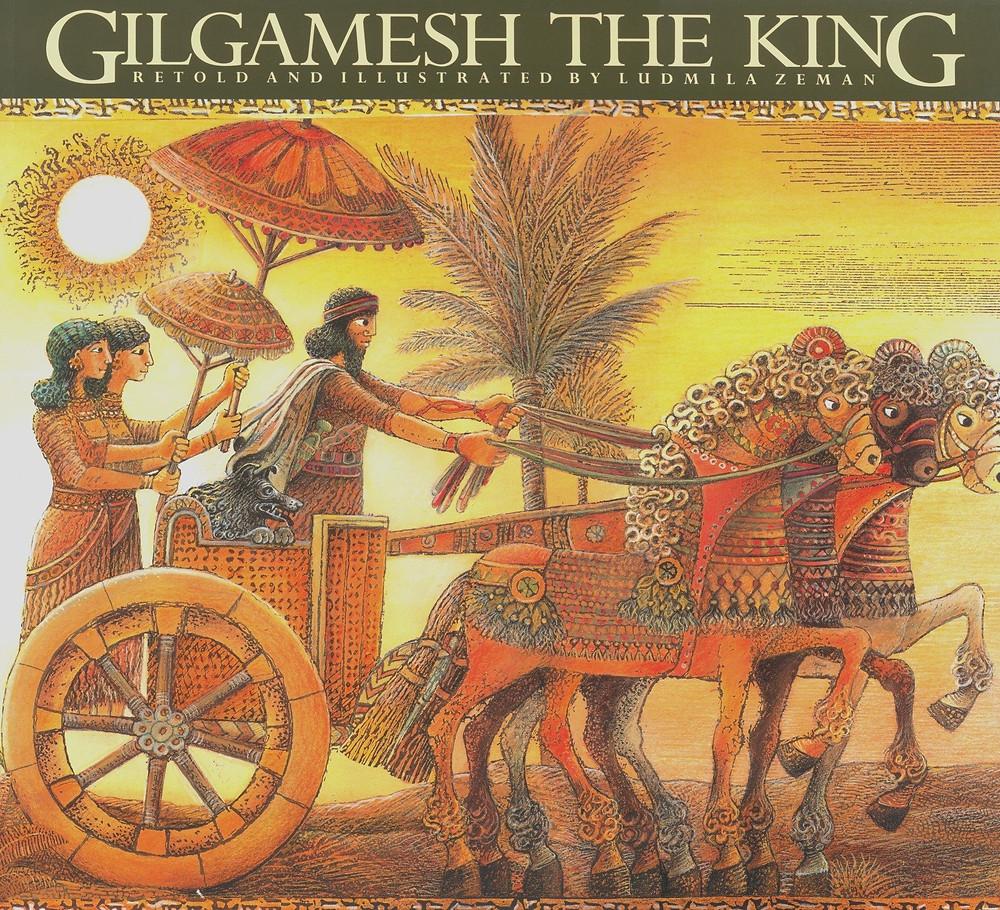 Gilgamesh e o início do storytelling   Flow Idiomas