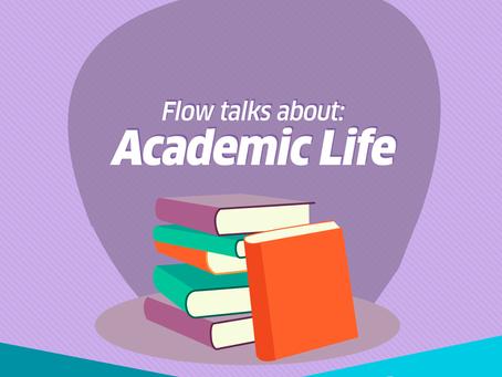 Quer estudar no Exterior? Vem com a Flow!