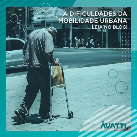 Mobilidade urbana: os desafios para idosos e deficientes - Avatti