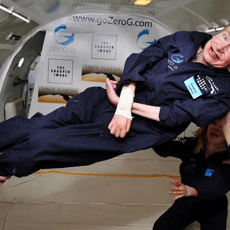 As lições de vida de Stephen Hawking