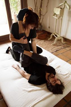 massage thaï traditionnel l'odonate lège cap ferret
