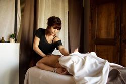 massage abhyanga Lège cap ferret