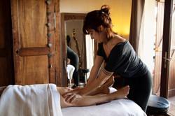 massage des pieds lège cap ferret l'odonate