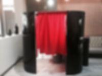 Black Photo Booth Gloss