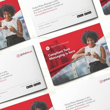 Global Relay Message Brochure