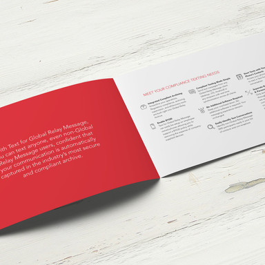 Global Relay Message Brochure Inner