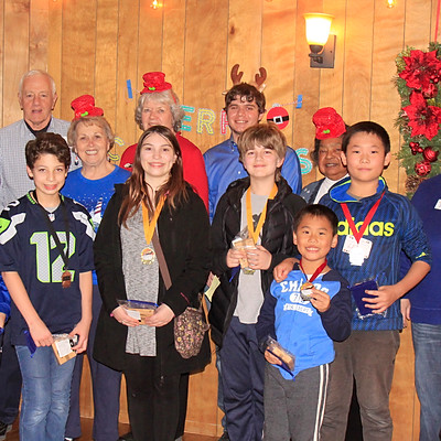 Seattle NextGenBridge Happy Holidays Tournament