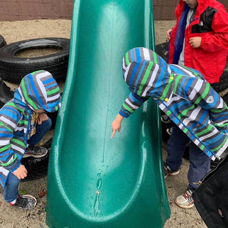 Cold Weather & Outdoor Play