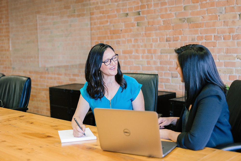Account Executive Interviewing