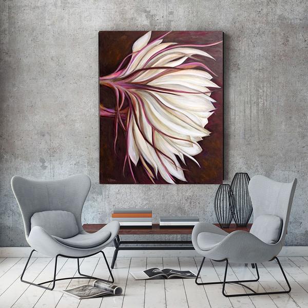 flor sillas -L