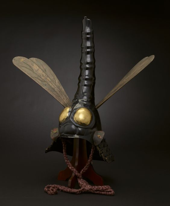 tombo-dragonfly-samurai-Japan