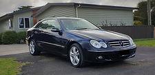 Mercedes CKL
