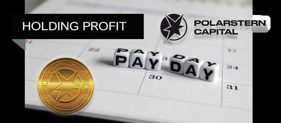 Auszahlung Holding Profit - 10.12.2020-18.01.2021