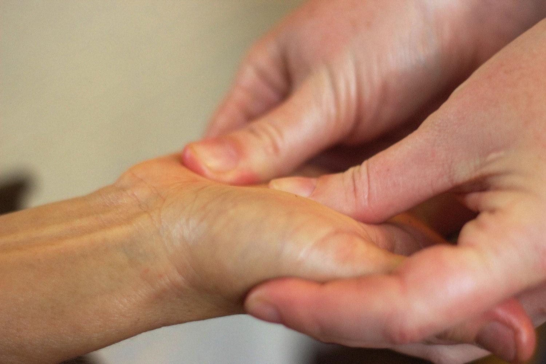 Abhyanga Garshana Massage 75min