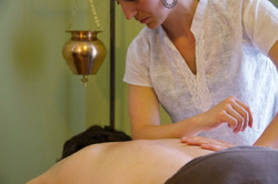 Therapeutic/deep tissue massage