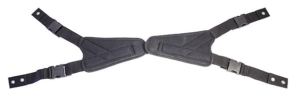 Four-Point Positioning Belt (Multiple Sizes) Front View