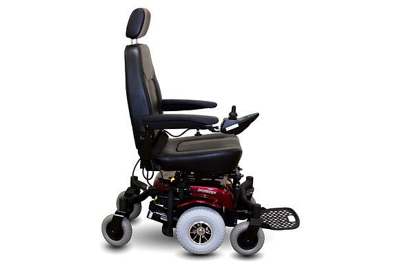Shoprider 6Runner 10 Power Chair Side View