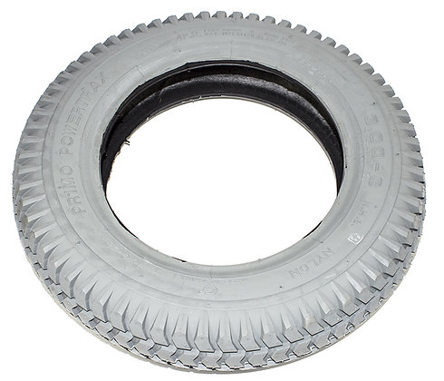 """14"""" x 3"""" (3.00-8) Pneumatic Tire With Power Trax Tread C248 (Primo) Side View"""