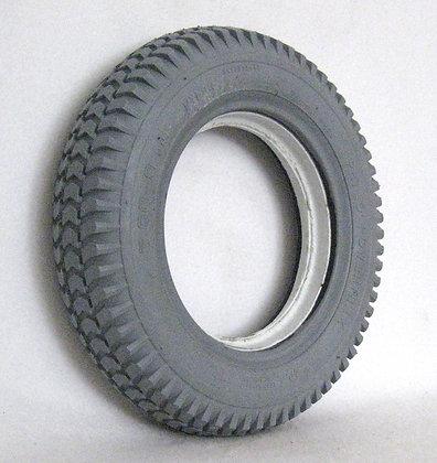 """14""""x 3"""" (3.00-8) HD Foam-Filled Tire with Powertrax Tread C248 (1.75"""" B2B) Side View"""