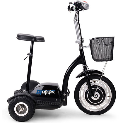 MotoTec Electric Trike 36V 350W Right Side Main View