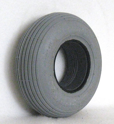 """9"""" x 2-3/4"""" (2.80/2.50-4) HD Foam-Filled Tire with Spirit Tread C179 (Primo) Side View"""