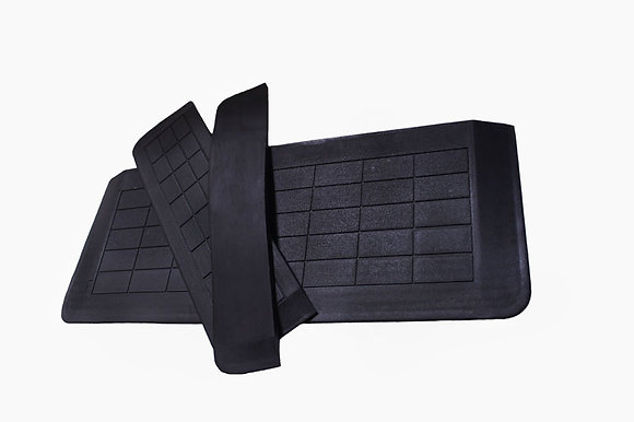 EZ-Edge Threshold Ramp for Power Chairs and Mobility Scooters Complete View