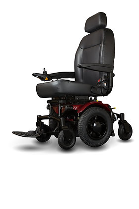 Shoprider 6Runner 14 Heavy-Duty Power Chair Side Profile View