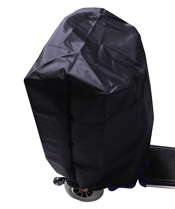 Seat Cover for Mobility Scooters Available in Multiple Sizes Front View