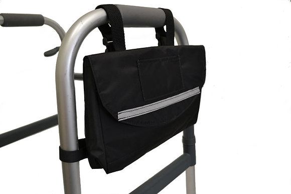 Side Mounted Walker Bag Standard Side View