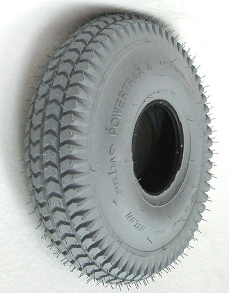 12 x 3.00-4 Pneumatic Tire with Power Trax Tread C248 (Primo) Side Profile View