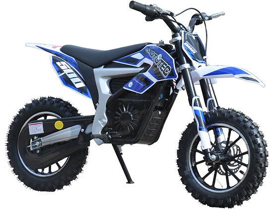 MotoTec 36V Electric Dirt Bike 500W Lithium Right Side Studio View