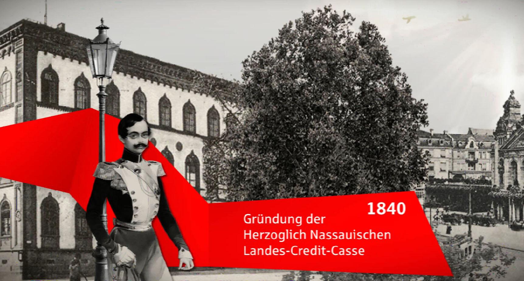 175 Jahre Naspa