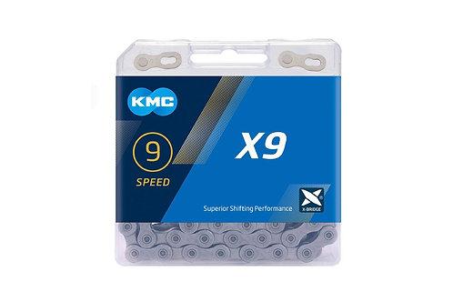 KMC X9 Grey