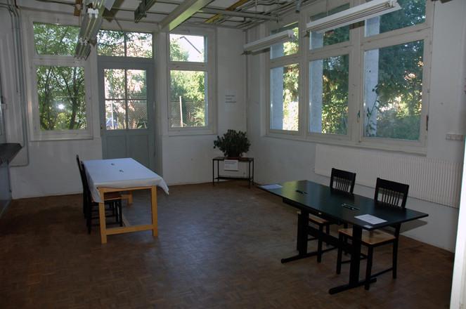 Heimatbüro, Schreibstube