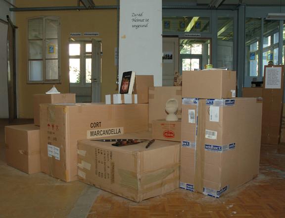 Heimatbüro, Ausstellung