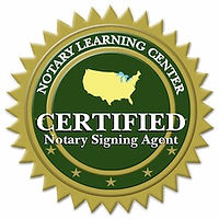 NLC Certified Loan Signing Notary Agent
