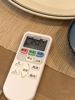 エアコン1台で家中温度差がない家